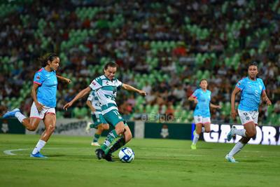 Liga MX Femenil  Santos 1 vs Monterrey 2