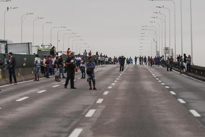 La toma de rehenes de este agosto ocurrió en el puente Niteroi de Río.
