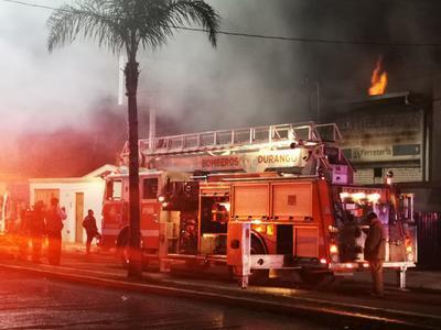 El siniestro ocurrió en un establecimiento ubicado sobre calle Enrique Carrola Antuna