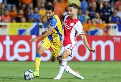 Por otra parte, el club checo Slavia Praga está en camino a alcanzar la etapa de grupos por primera vez en 12 años, tras vencer 1-0 como visitante al CFR Cluj en la ida. Lukas Masopust anotó en un tiro de esquina en la primera mitad.