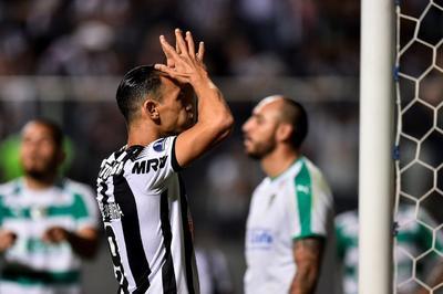 El Atlético Mineiro venció por 2-1 de remontada a La Equidad, en el partido de ida de cuartos de final de la Copa Sudamericana en Belo Horizonte, y quedó en ventaja en la disputa por un cupo en semifinales.