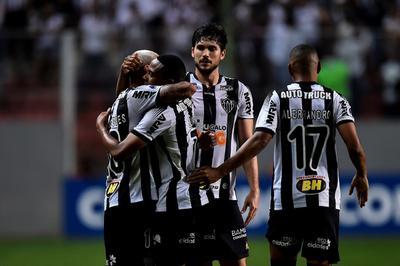 Atlético Mineiro toma ventaja en la Copa Sudamericana