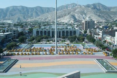Exigieron la presencia del alcalde Jorge Zermeño.