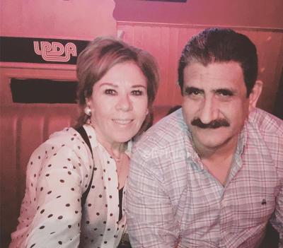 Olga y Roger González Lopéz