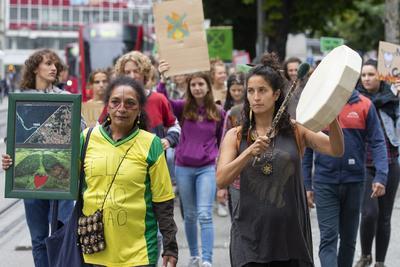Se manifestaron en diversos países del mundo.