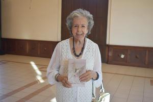 23082019 La autora Rosa Gámez Reyes Retana.