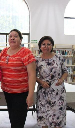 23082019 Marylola Vázquez Álvarez y Mirna Salas Díaz.