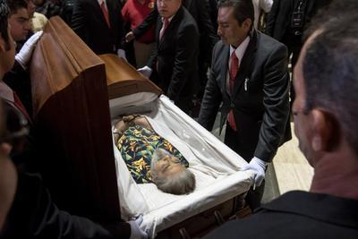 El acordeonista mexicano, Celso Piña, falleció el pasado miércoles a los 66 años, a causa de un infarto.
