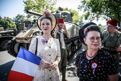 El 25 de agosto de 1944, las tropas de la Francia libre dieron por liberada París del yugo nazi, 1,500 días después de la ocupación, una fecha simbólica que fue conmemorada este domingo en la capital francesa.