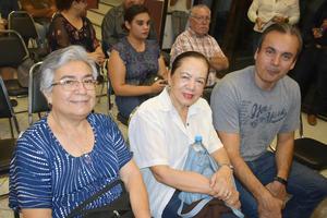 24082019 Gabriela, Francisca y Carlos.