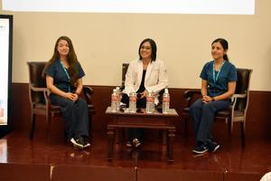 24082019 La Dra. Luz Edith Chiw Gramillo compartió información de gran interés.