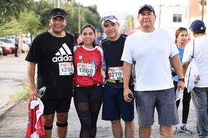 26082019 Beto Anaya, Ana Sofía Anaya, Javier Aguayo y Hugo Juárez.
