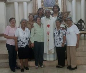 25082019 CELEBRACIóN.  El Grupo de Liturgia festejó el 33 aniversario sacerdotal del Pbro. Víctor Manuel Santacruz Polendo.