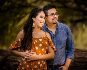 25082019 SE CASARáN EN OCTUBRE.  Sahyra Pamela Pérez Ramos y Eduardo Pizarro de Hoyos.