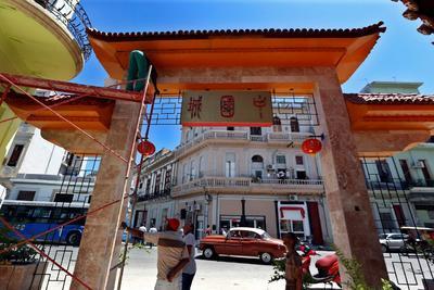 Se recuperaron establecimientos como bodegas y mercados en beneficio de los habitantes del Barrio Chino.