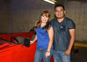 28082019 Cristina Morales y Alberto Beltrán.