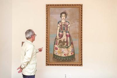 A la inauguración asistirán autores de las obras, como Vicente Rojo, Manuel Felguérez, Irma Palacios y Miguel Castro Leñero, así como familiares de algunos de los pintores fallecidos.