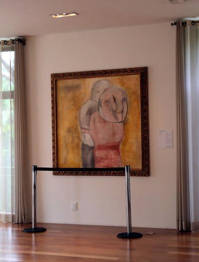 Carlos Molina, curador en jefe del Museo de Arte Moderno, comentó que algunas de las obras son 'Mesa con florero', de Vicente Gandía; 'El fantasma', de Alejandro Colunga; y 'La violencia y la intolerancia', de Rafael Coronel, entre otras.