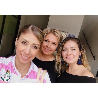 Berenice, Bere y Brenda García.