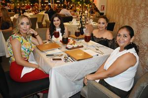 29082019 Lorena, Karla, Rosy y Mary.