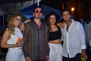 29082019 AMENA CELEBRACIóN.  María Andrea, Julio, Rosa María y Javier.