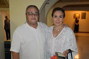 29082019 SE DELEITAN CON ESPECTáCULO DE CUERDAS.  Óscar y Sara.