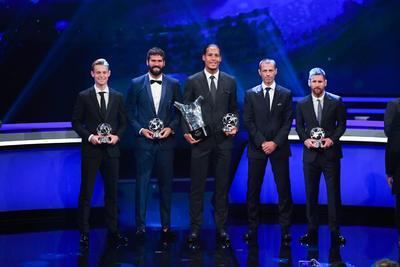 Se lleva a cabo sorteo de la fase de grupos para la Champions League