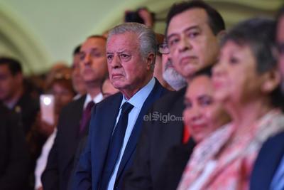 El alcalde de Torreón, Jorge Zermeño, estuvo presente.