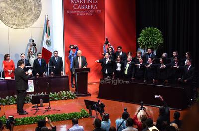 Homero Martínez Cabrera indicó que serán ciudadanos con experiencia, honestidad y vocación de servicio.