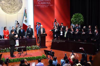 Dijo que hará equipo con Aispuro Torres y también con el presidente de la República, Andrés Manuel López Obrador.