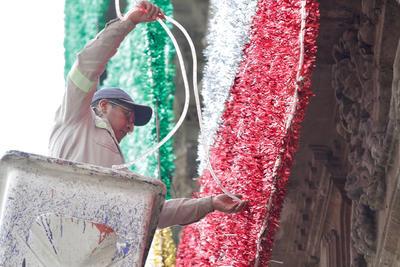 Septiembre pinta de verde, blanco y rojo las calles de CDMX