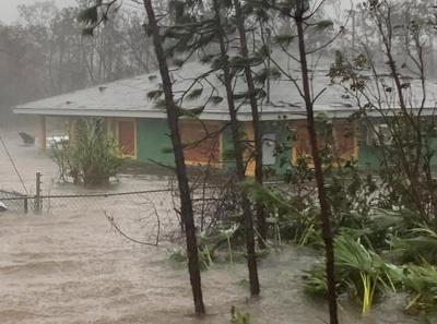 Se registraron inundaciones.