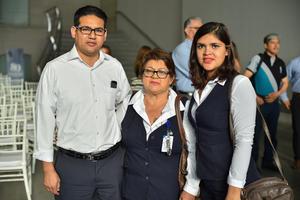03092019 Aldo, Margarita y Maricruz.