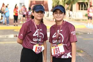 04092019 Daniela y Andrea Cázares.