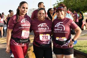 04092019 Lorena, Hortensia y Karina.
