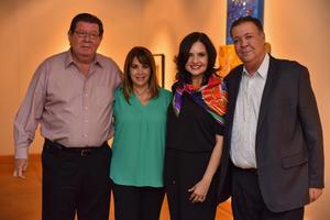 03092019 Nicolás, Ana Isabel, Marisol y Constantino.