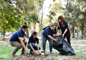 01092019 Julio Santana, Cynthia Ruvalcaba, Josefina Ambriz y Jessica Castañeda.