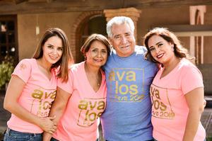 02092019 Sue, Fabiola, José Luis y Pamela.
