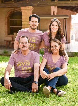 02092019 Arnoldo, Gabriela, Arnoldo y Rosario.