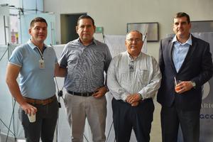 03092019 Daniel, Martín, David y Alfredo.