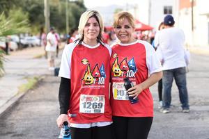 05092019 CORREDORAS.  Grecia Gómez y Martha Ríos.