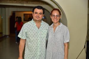 05092019 CONCIERTO DE JAZZ.  Alex y Sofía.