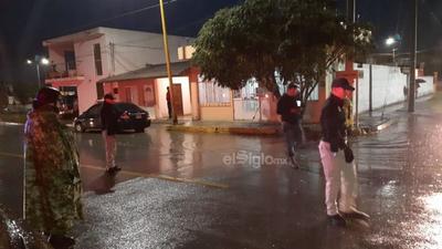En los municipios de San Pedro y Francisco I. Madero están habilitados los albergues ante cualquier contingencia que se presente por las lluvias, que desde este miércoles se registran en la región.