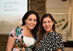 06092019 Susana Hernández y Claudia Cepeda.