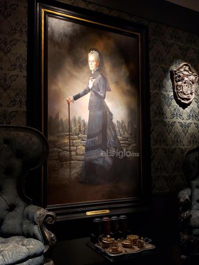 VICTORIANA: Guillermo del Toro está profundamente influido por la época victoriana.