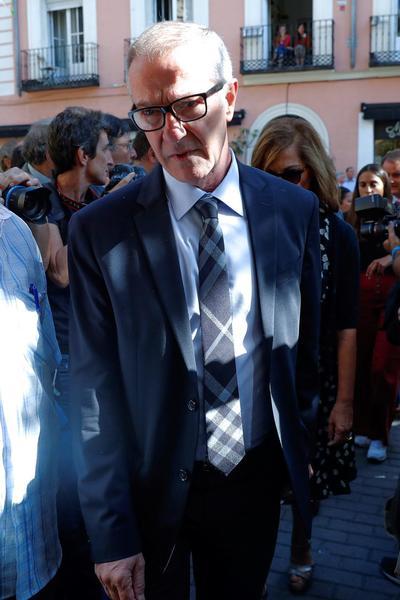 El ministro de Cultura en funciones José Guirao.