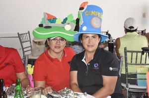 07092019 Laura Jaramillo y Mayra Garrido.