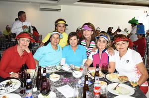 07092019 Emelia, Rosy, Gaby, Lety, Gloria, Laura y Chelita.