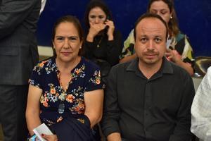 07092019 Aurora Guerra y Carlos Ortega.