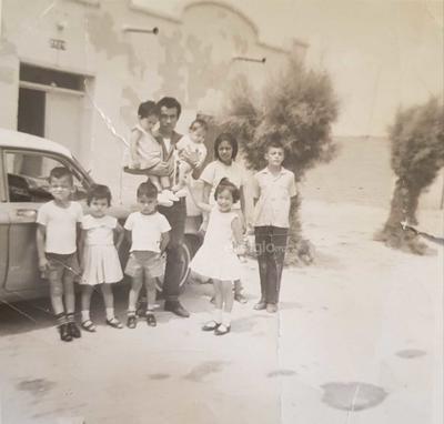 La Familia Acosta, hace algunos ayeres.